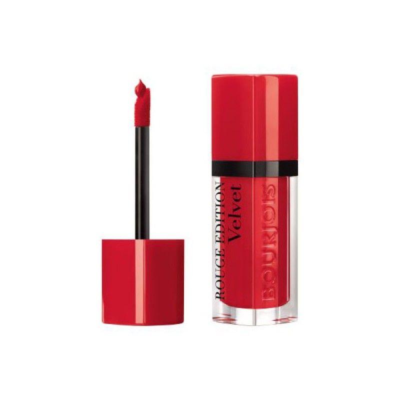 Bourjois Rouge Edition Velvet Lipstick 18 IT`S REDDING MEN!