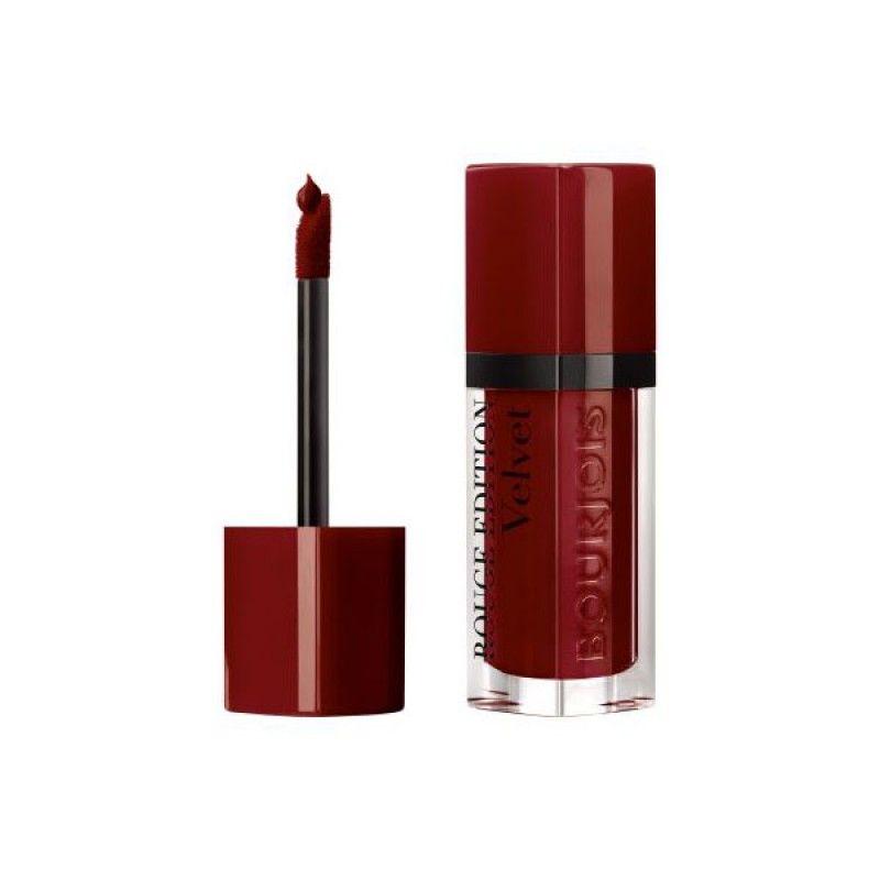 Bourjois Rouge Edition Velvet Lipstick 19 JOLIE-DE-VIN