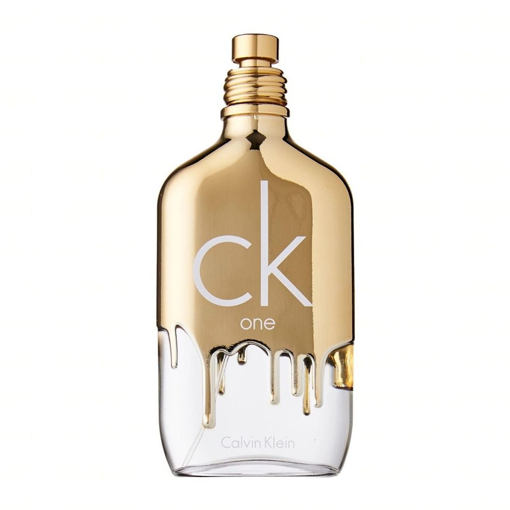 Calvin Klein CK One Gold Edt 100ml