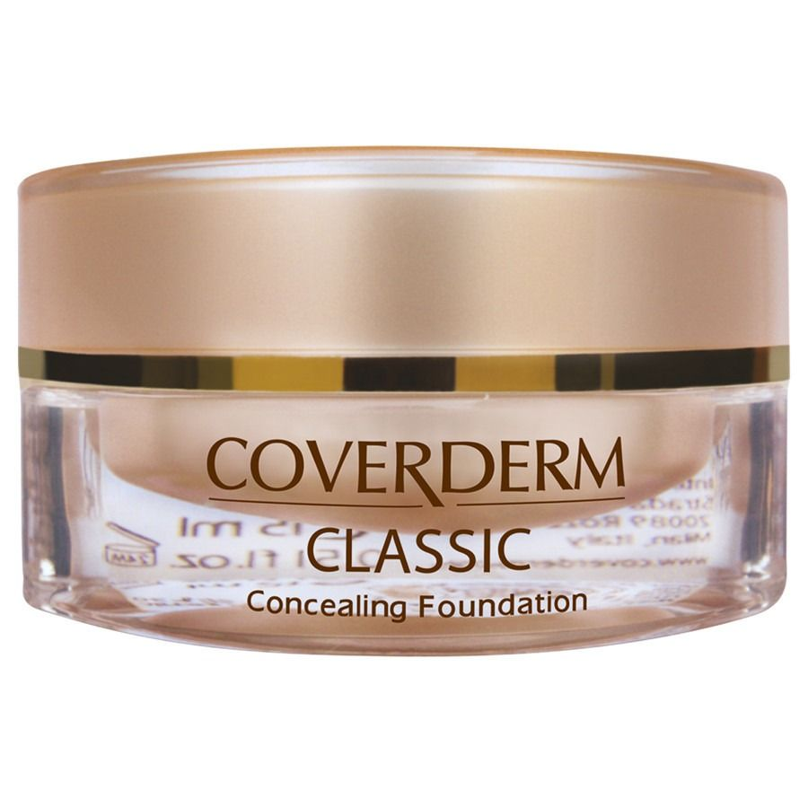 Coverderm Classic Foundation Waterproof 15ml # 9