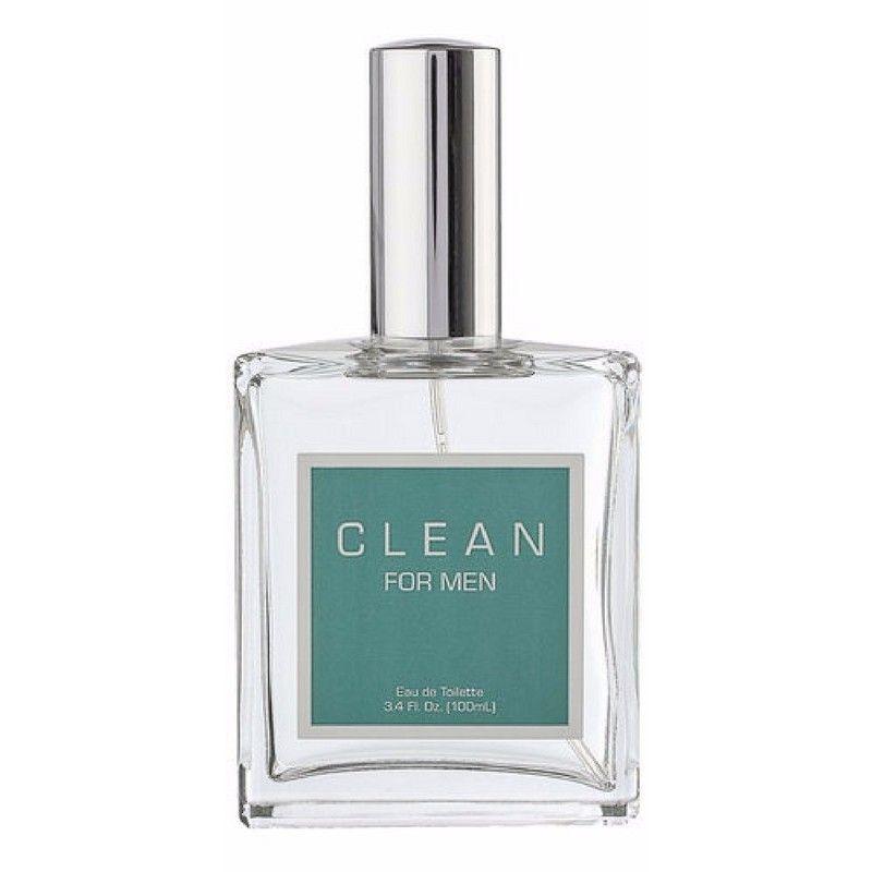 Clean Men Edt 60ml - Clean