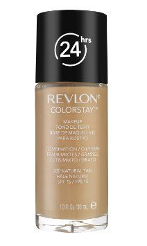 Revlon ColorStay Makeup Combination/Oily Skin Foundation Ivory 30ml