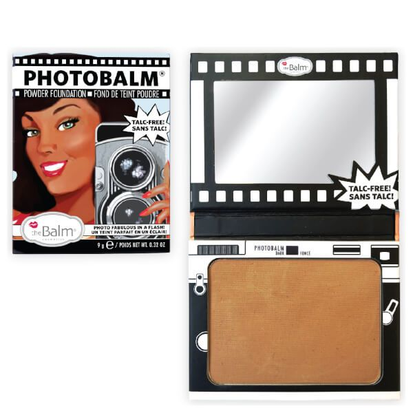theBalm Photobalm Powder Foundation Dark 9g