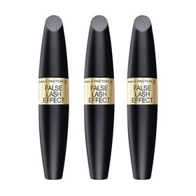 Max Factor 3-pack Max Factor False Lash Effect Mascara Black 13,1ml