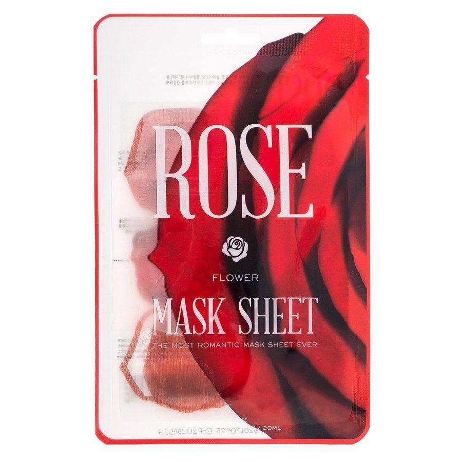 Kocostar Rose Flower Mask Sheet