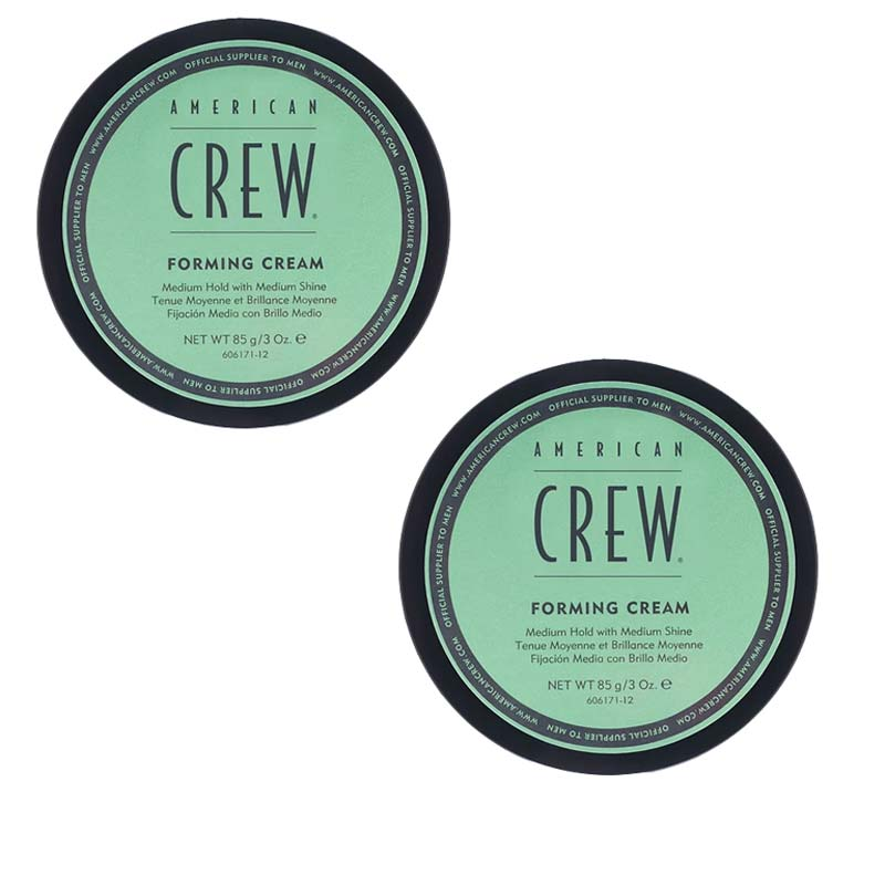 2-pack American Crew Forming Cream 85g