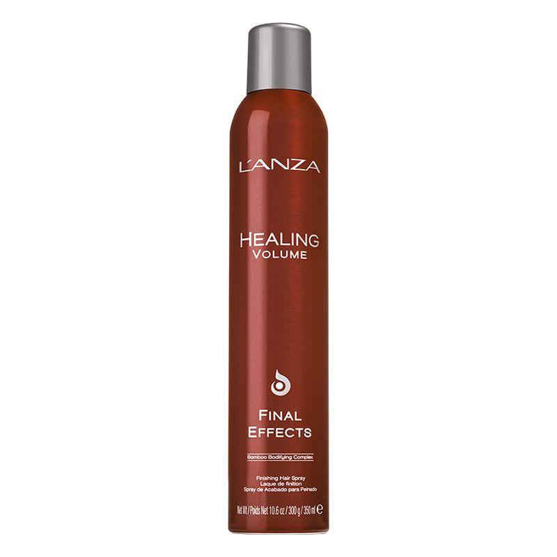 Lanza Healing Volume Volume Final Effects Spray 350 ml