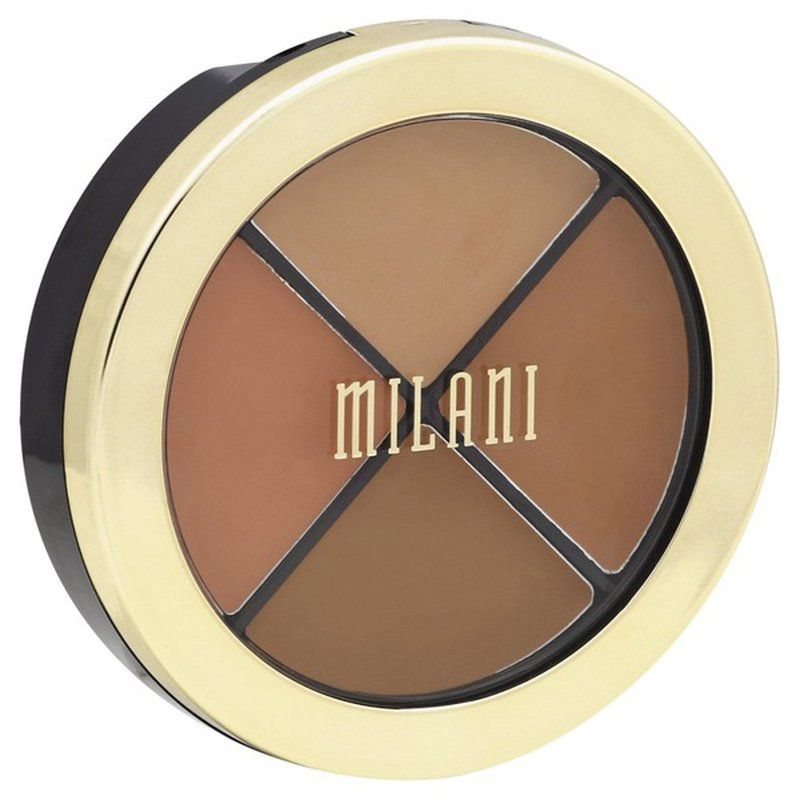 Milani Conceal + Perfect All In One Concealer Kit - 03 Medium to Dark