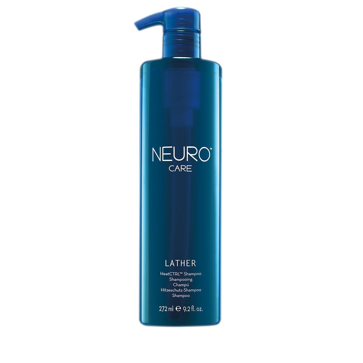 Paul Mitchell Neuro Liquid Neuro Lather HeatCTRL Shampoo 272ml