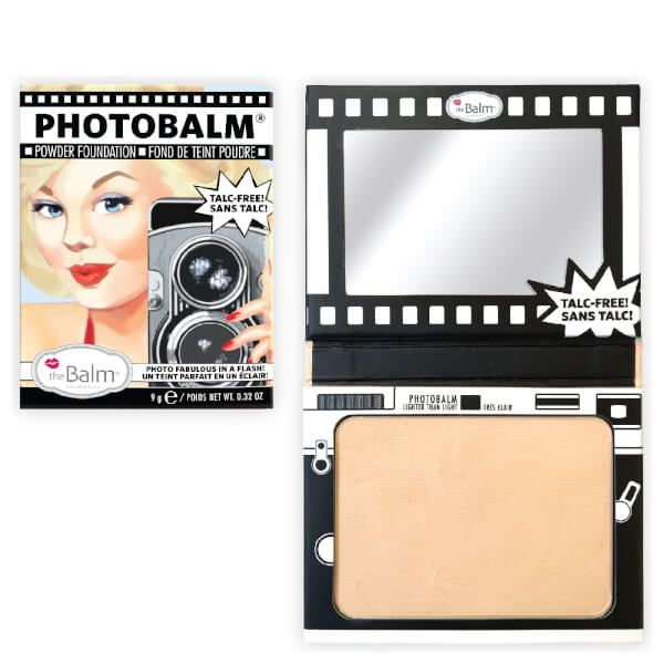theBalm Photobalm Powder Foundation Lighter than Light 9g