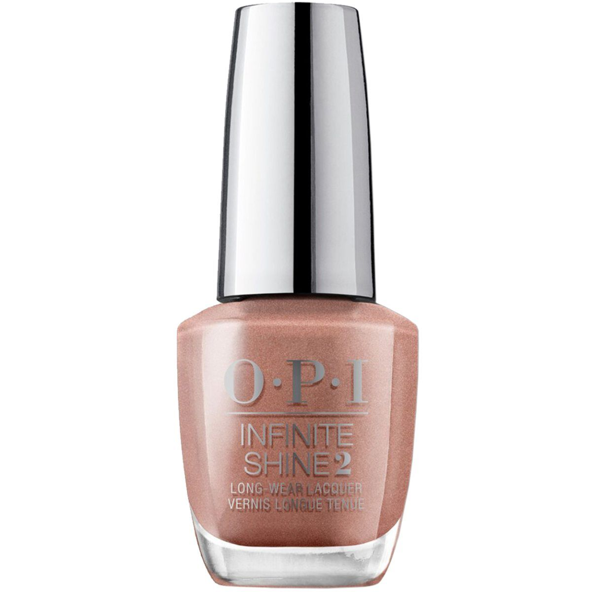 OPI Infinite Shine Made it to The 7 Hill