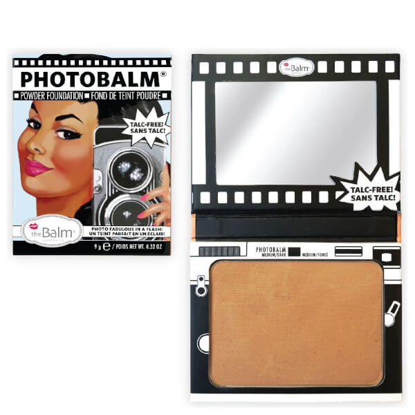 theBalm Photobalm Powder Foundation Medium / Dark 9g