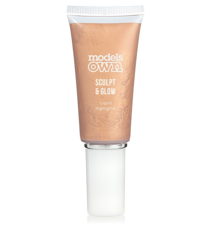 Models Own Sculpt & Glow Liquid Highlighter Bronze Glow