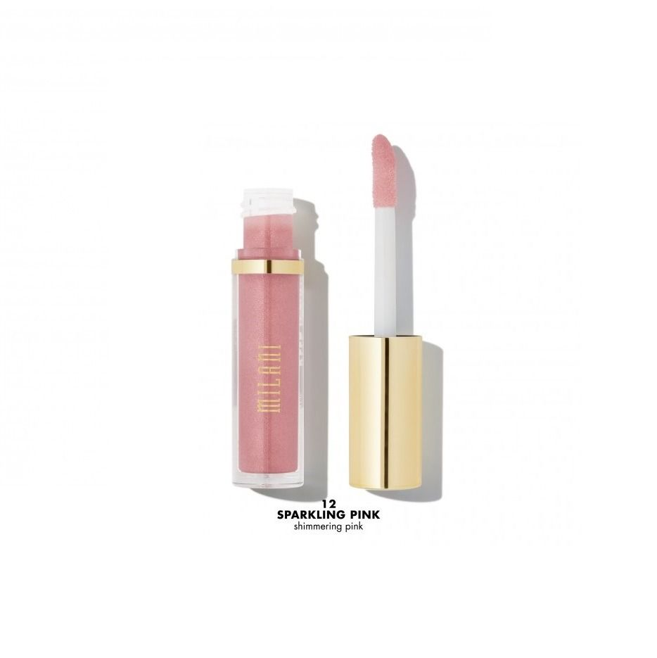 Milani Keep It Full Nourishing Lip Plumper - Sparkling Pink