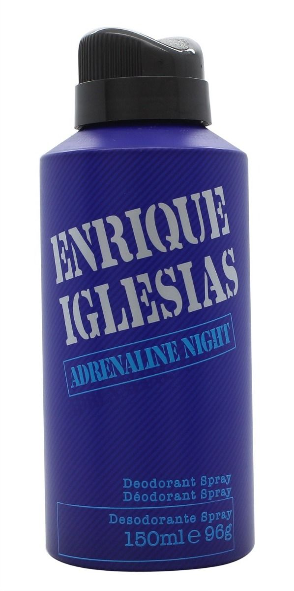 Enrique Iglesias Adrenaline Night Deo Spray 150ml