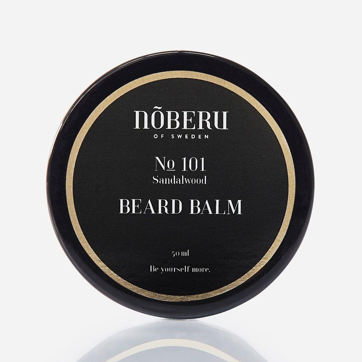 Nõberu Beard Balm Sandalwood 50ml