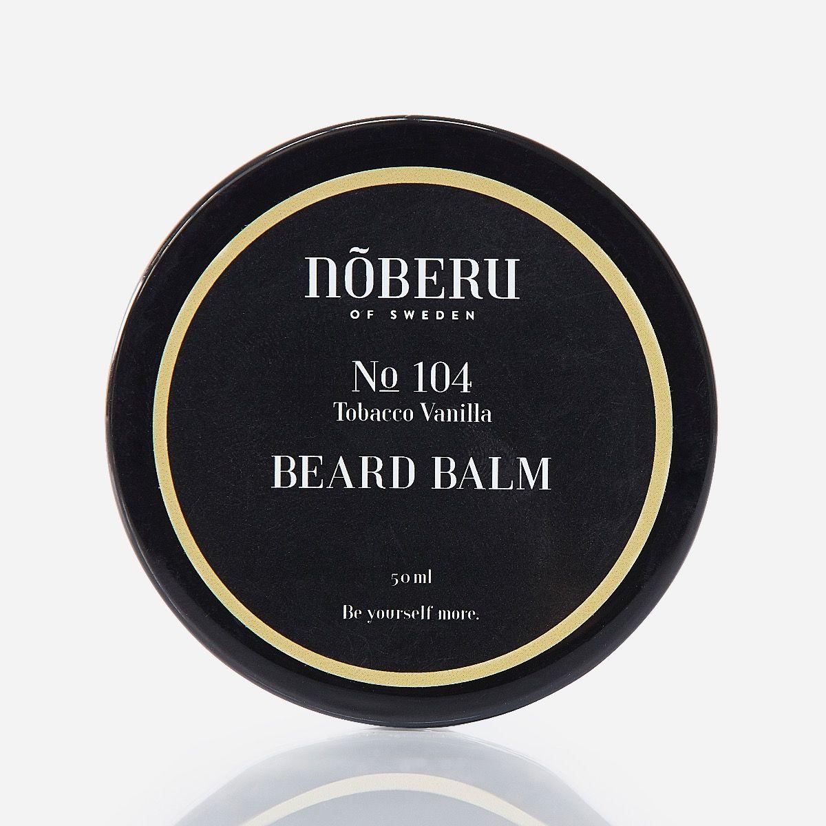 Nõberu Beard Balm Tobacco-Vanilla 50ml