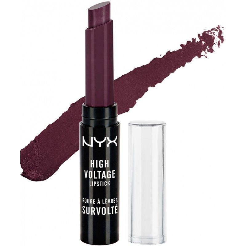Nyx Hi Voltage Lipstick Dahlia