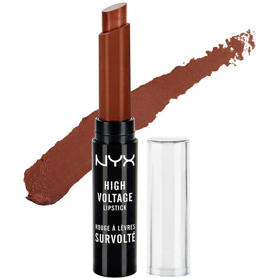 Nyx Hi Voltage Lipstick Dirtytalk