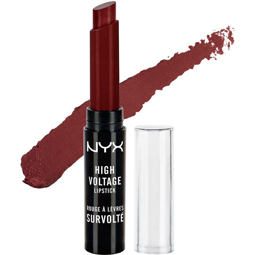 Nyx Hi Voltage Lipstick Feline