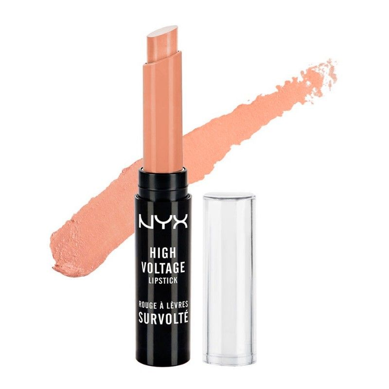 Nyx Hi Voltage Lipstick Tan-Gerine