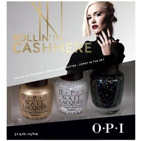 OPI Nail Effects Trio 2 Rollin´In Cashmere