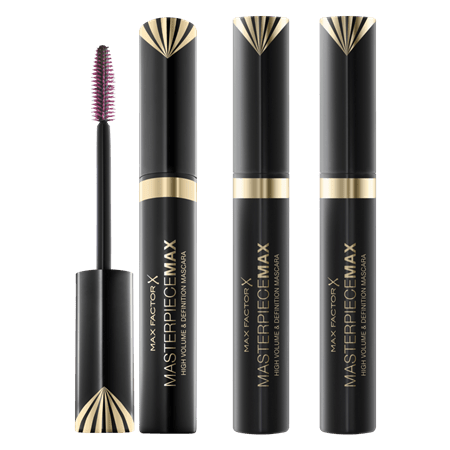 3-pack Max factor Masterpiece Max Mascara 7,2ml