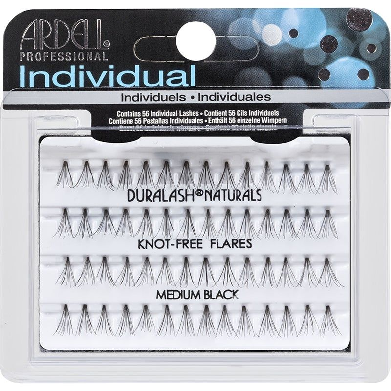 Ardell Individual knot-free medium, black