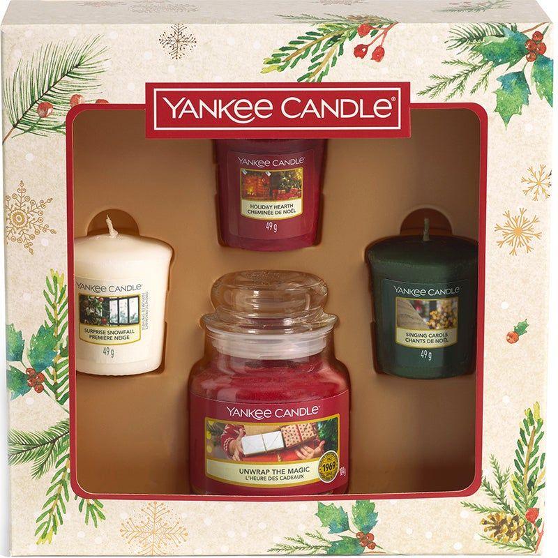 Yankee Candle Christmas Giftset