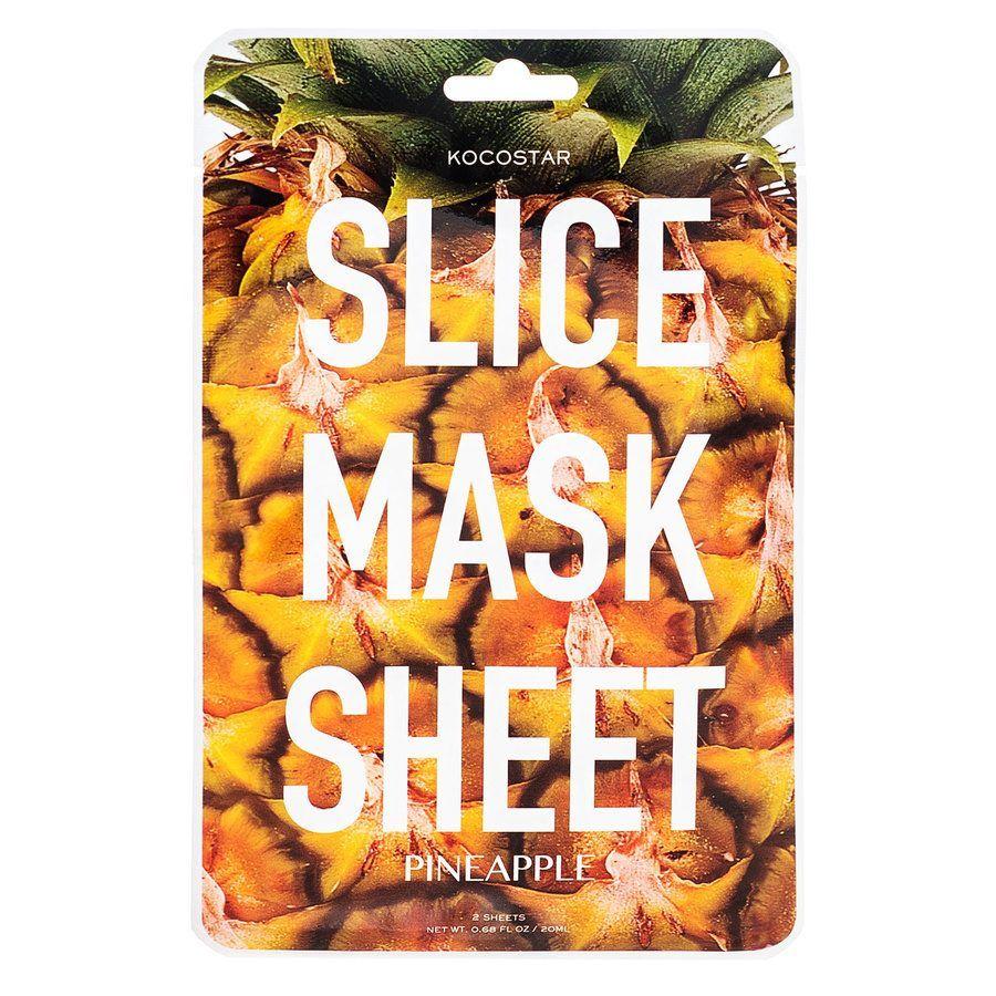 Kocostar Slice Mask Sheet Pinapple