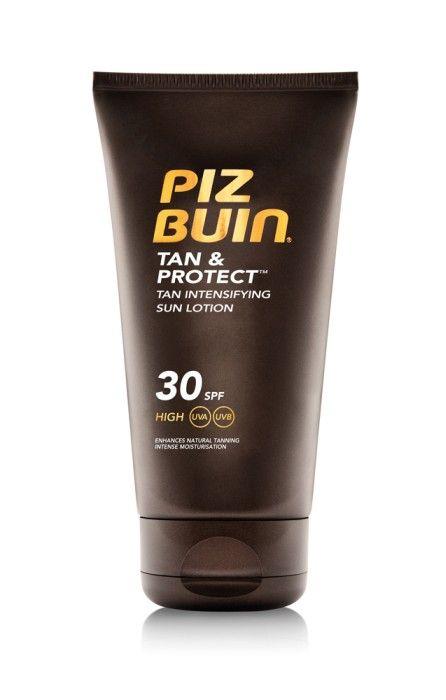 Piz Buin Tan & Protect Tan Intensifying Sun Lotion Spf 30 150ml