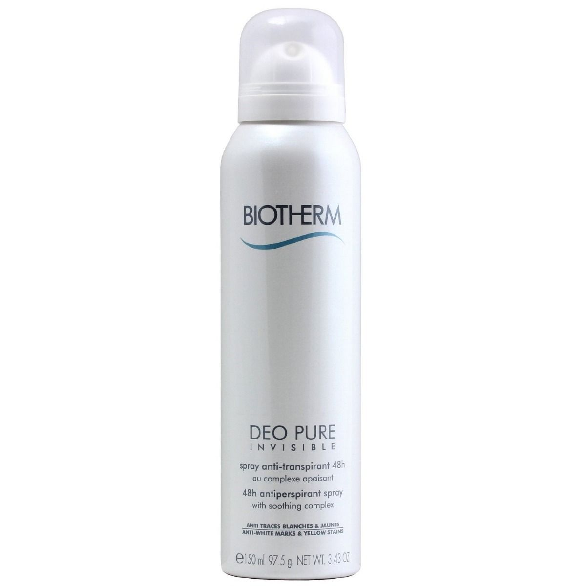 Biotherm Deo Pure Invisible Deo Spray 150ml