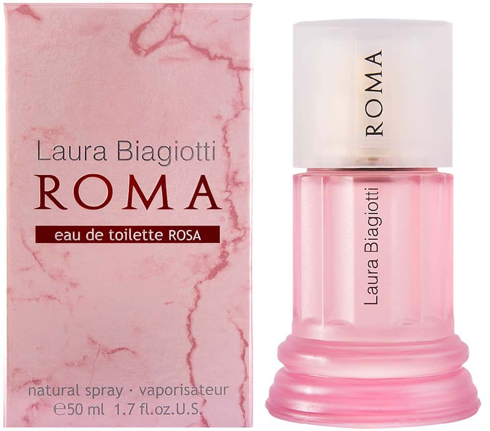 Laura Biagiotti Roma Rosa Edt 50ml