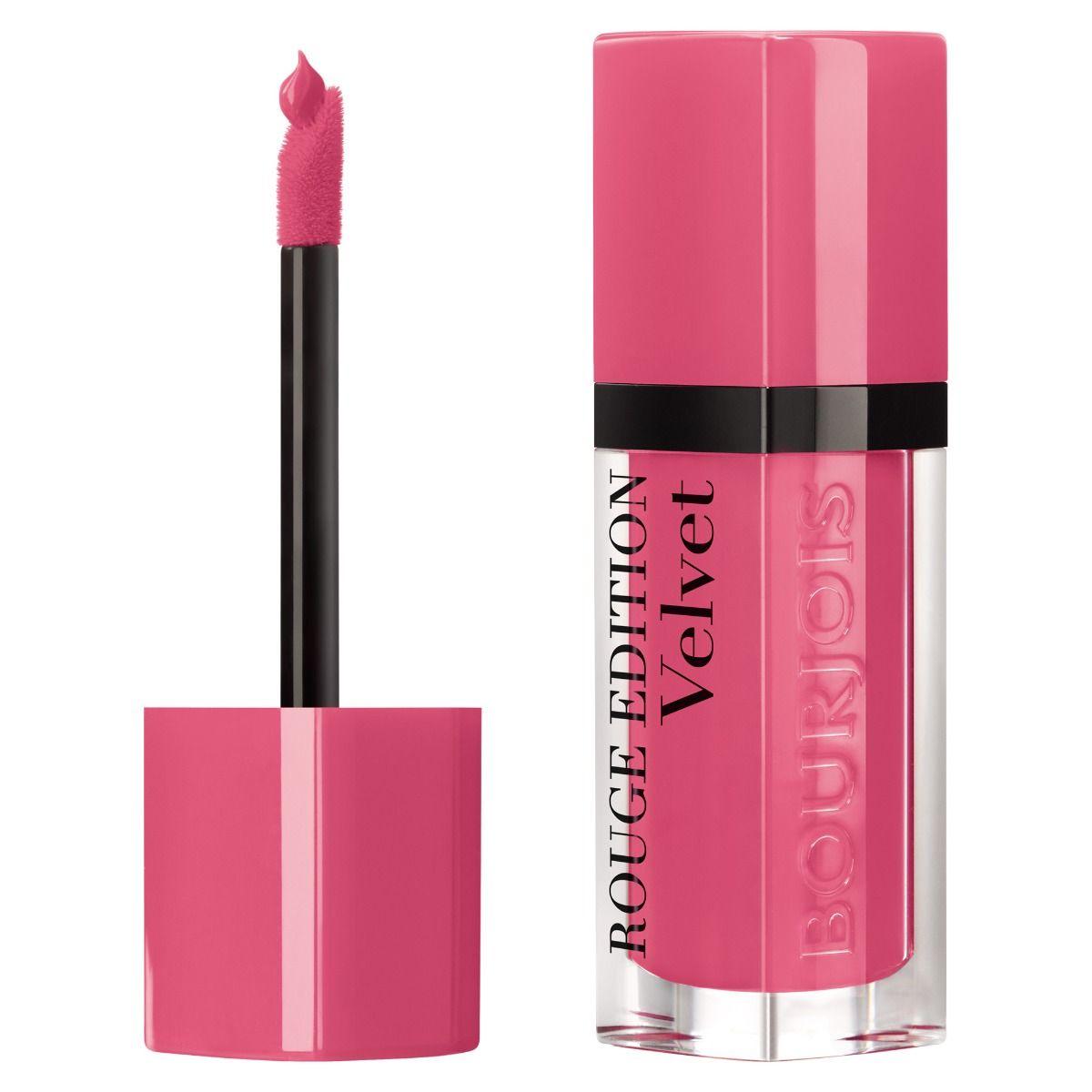 Bourjois Rouge Edition Velvet Lipstick 11 SO HAP`PINK