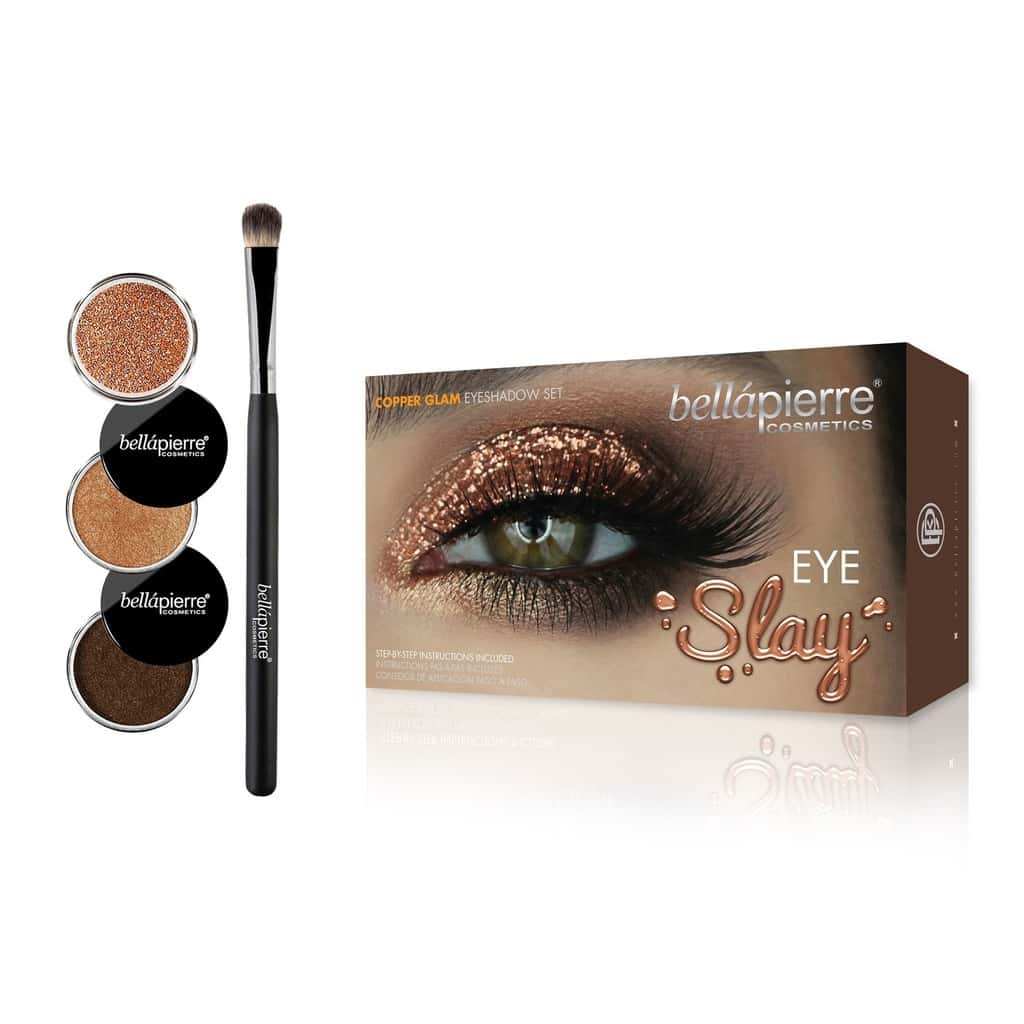Bellapierre Eye Slay Kit – Copper Glam