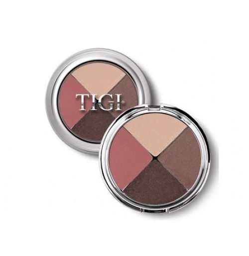 TIGI Cosmetics High Density Quad Eyeshadow Love Affair 9,2ml