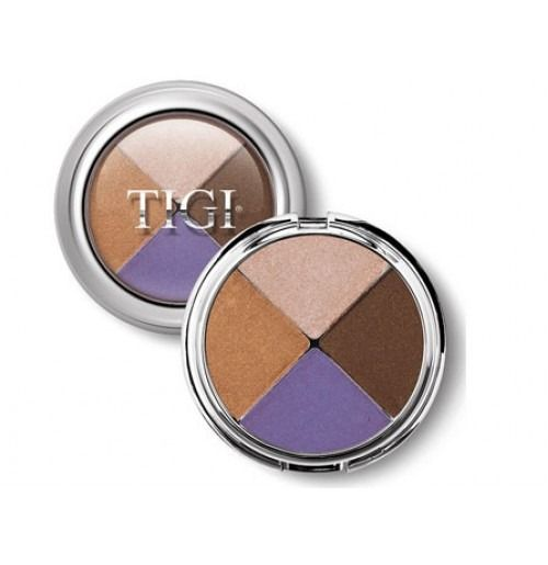 TIGI Cosmetics High Density Quad Eyeshadow Posh 9,2ml