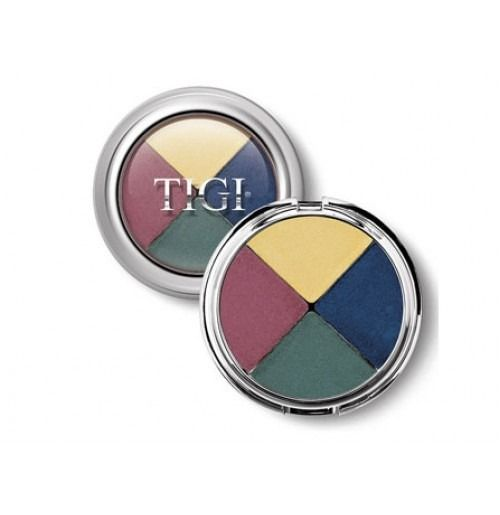 TIGI Cosmetics High Density Quad Eyeshadow ProStars 9,2ml
