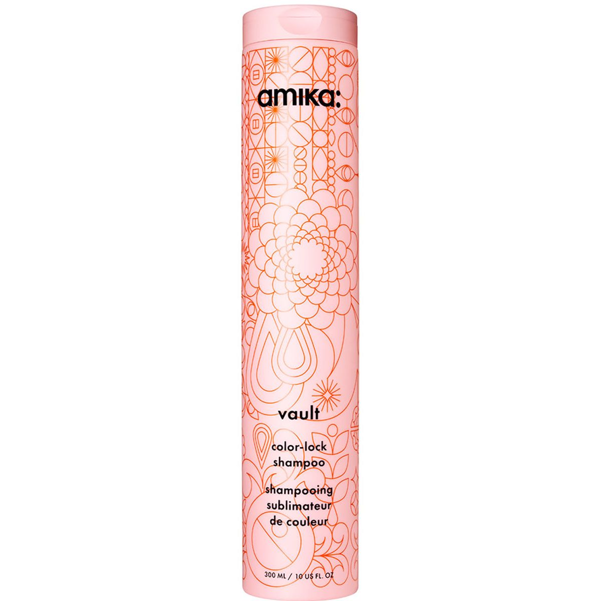 Amika Vault Color-Lock Shampoo 300ml