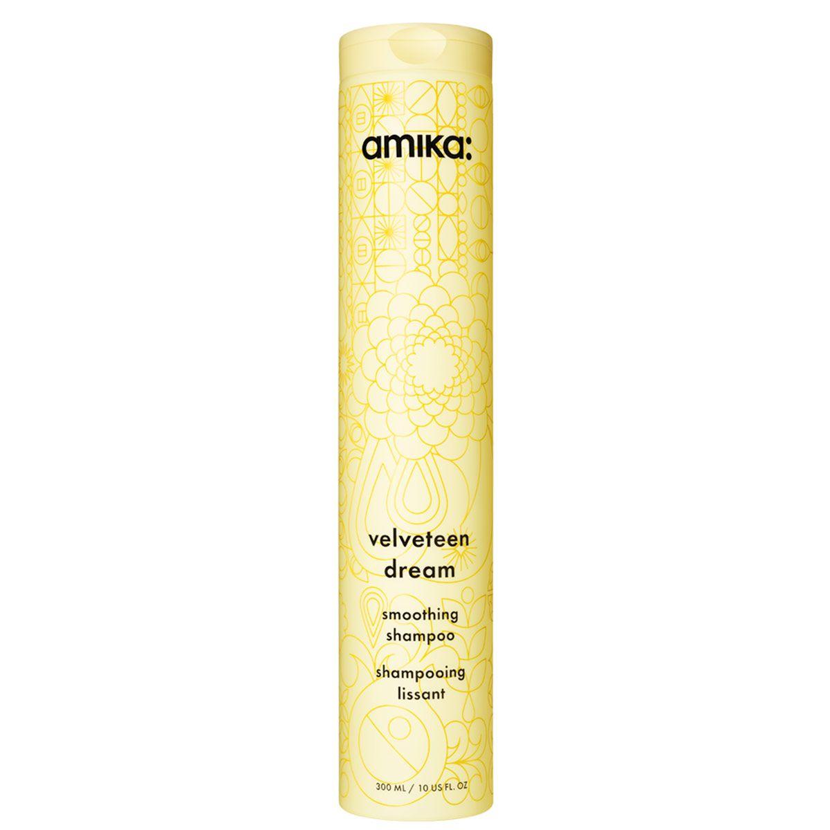 Amika Velveteen Dream Smoothing Shampoo 300ml