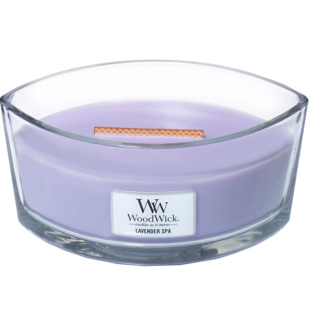 WoodWick Ellipse Lavender Spa