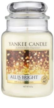 Yankee Candle Classic Large All is Bright 623g