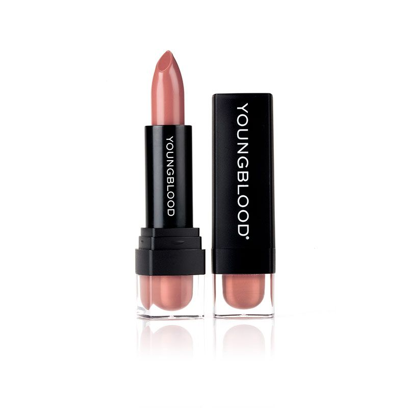 Youngblood Mineral Créme Lipstick Barely Nude 4g